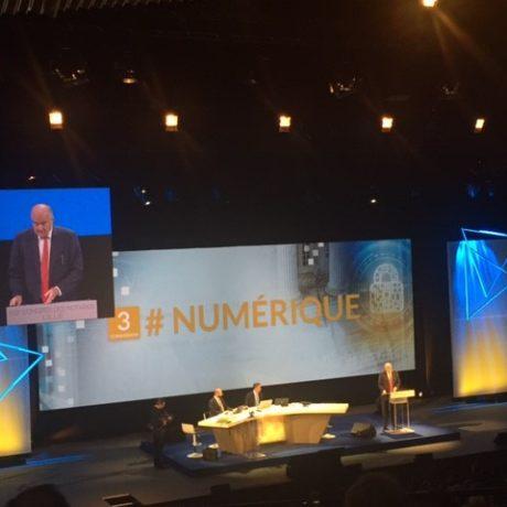 Le 113ème Congrès des Notaires de Lille a fait la part belle au numérique.